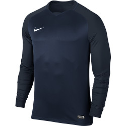 maillots nike trophy iii adulte manches longues